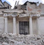 Terremoto l\'Aquila