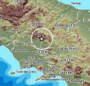 Terremoto Matese